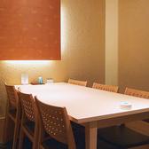鮨 ほり川 池袋ホテルメトロポリタン店の雰囲気2