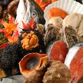 【北海道の海鮮をたっぷり使用した鍋コースもございます☆】