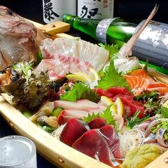 まるさ水産 名古屋四軒家店のコース写真