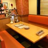 お座敷ご希望の場合でも、ご宴会がある場合は静かなテーブル席へご案内する可能性がございます