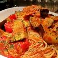 料理メニュー写真トマト系パスタ