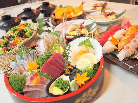 海鮮寿司レストラン沖ちゃん久喜店