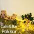 Cafe&Bar Pokkurのロゴ