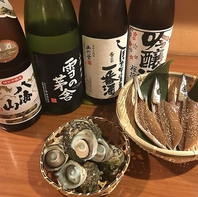 新鮮食材が自慢のここ『草津酒場見聞録』はお酒も豊富♪