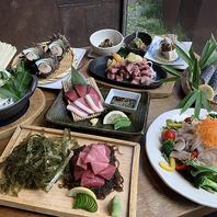 【沖縄料理】定番うちなー料理も創作料理も◎