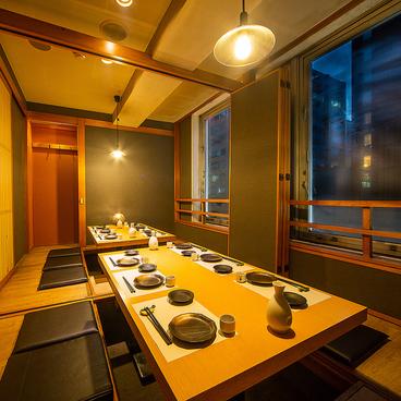 寿司 肉寿司 SUSHI 寿司センター 札幌商店の雰囲気1