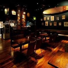 AlohaTable HAWAIIAN CAFE AND DINER アロハテーブルハワイアンカフェ&ダイナー 金山の雰囲気1