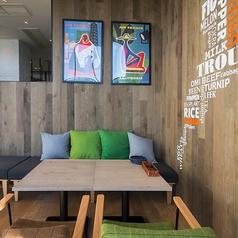 cafe&restaurant ORANGE BALCONY オレンジバルコニーの雰囲気1