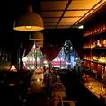 「恋人たちの洞窟」をテーマに作られた内装は文字通り、落ち着いた雰囲気の中、静かな空間でお食事を楽しんで頂けます。それぞれが独立したお部屋になっているのでまわりを気にせず過ごして頂けます。【個室 町田 飲み放題 誕生日】