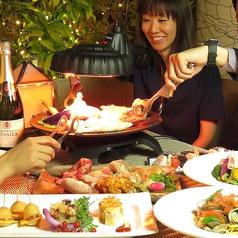 RESTAURANT UNDER THE SKY レストラン アンダーザスカイの特集写真
