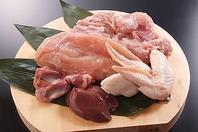 【阿波尾鶏】の全部が食べられる所は徳島でも当店だけ!