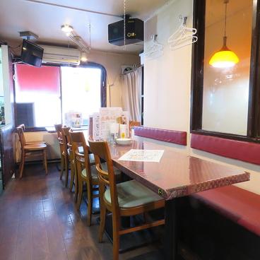 深夜食堂☆GAN 金沢文庫の雰囲気1