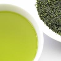 伝統ある八女茶と知覧のほうじ茶を使用