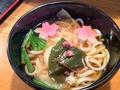 料理メニュー写真【春限定】お花見うどん Hanami Udon 【販売始めました】