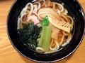 料理メニュー写真【初夏限定】たけのこうどん Takenoko Udon