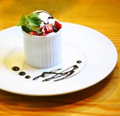 料理メニュー写真DOMOSのカタラーナ