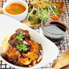 grill×italy KOBE mitsu ミツのおすすめランチ2