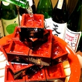 コース8名~で日本酒1升プレゼント♪