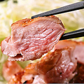 料理メニュー写真天草大王鶏の瓦焼き