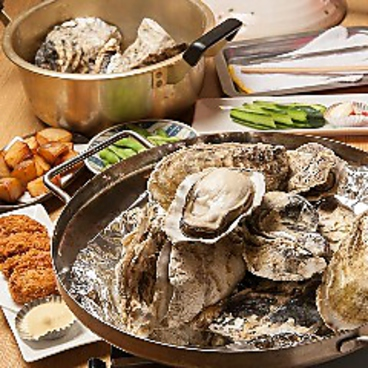 牡蠣小屋居酒屋 なごみや一夜のおすすめ料理1