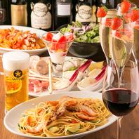 食材にこだわった手作りの本格イタリアン♪