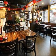 【錦糸町に現れた中国の夜市】中華料理の安安は空間も◎