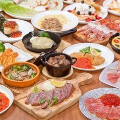魚とワイン サカナメルカート・ゼン 愛宕グリーンヒルズ店の写真
