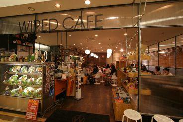ワイアードカフェ WIRED CAFE ルミネ大宮店の雰囲気1
