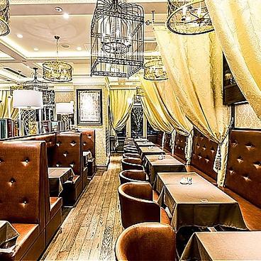 Bar the noir Jardin Salon バー テ ノワール ジャルダンサロンの雰囲気1