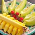 料理メニュー写真フルーツの盛り合わせ