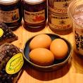ジャムやマグロ缶・お味噌など… 農業高校が作る地産地消製品を様々なお料理に使用