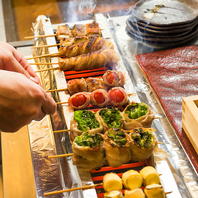 毎日手作り☆丁寧に美味しく焼いてご提供!!