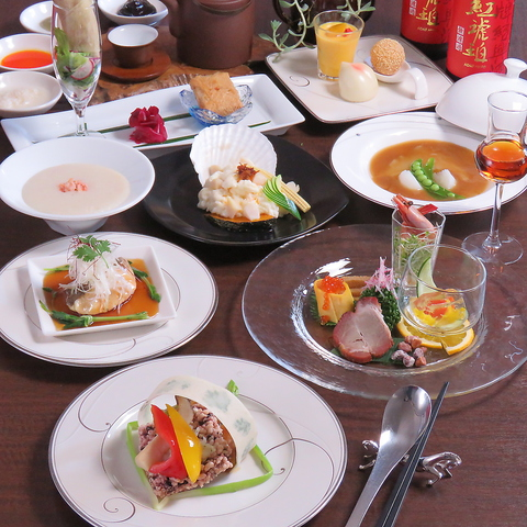 中国料理 史龍彩