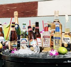 ノルベサ THE TERRACE BEER GARDEN Hawaiian grill aloha amigoのコース写真