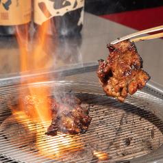 地鶏炭火焼 とさかやの写真