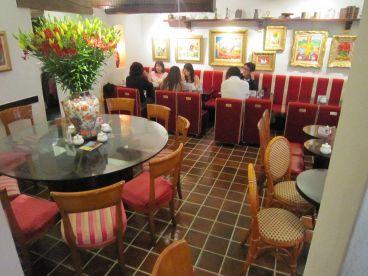 ミユキカン カフェ de GINZA MIYUKI KAN 本店の雰囲気1