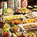 九州の味を集めた飲み放題付コースがお得♪