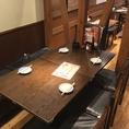 デートや会社宴会にも最適なテーブル席をご用意★~やきとり酒場 とりいちず食堂 蕨西口駅前店前店~☆