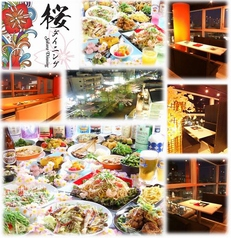 SAKURA Dining 渋谷の写真