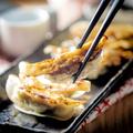 料理メニュー写真焼き餃子(8個)