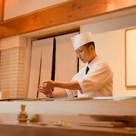 新鮮で質の高い寿司