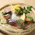 料理メニュー写真青唐辛子の玉子焼き