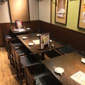 広々としたテーブル席★~水炊き・焼鳥 とりいちず 駒込駅前店~☆駒込 居酒屋 焼鳥