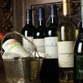 料理メニュー写真お酒に合うワインを取り揃えております。