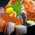 料理メニュー写真MBSせやねんで紹介された大漁丼