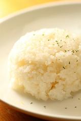 料理メニュー写真白ご飯/Arroz blanco