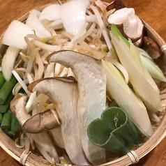 野菜盛り(2人前)