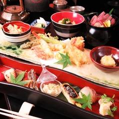 天ぷら酒房 西むらのおすすめ料理1