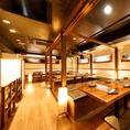 『完全個室居酒屋』赤羽東口 風林火山では全席完全個室で人数様に見合ったお席をご用意させて頂きます♪2名様~個室をご用意致します。カップルシートから団体様用の大型個室までご用意いたします!赤羽で居酒屋をお探しでしたらピッタリな個室を提供させて頂きますので是非≪赤羽 東口 完全個室≫でご案内