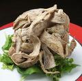 料理メニュー写真パリパリゴボウサラダ